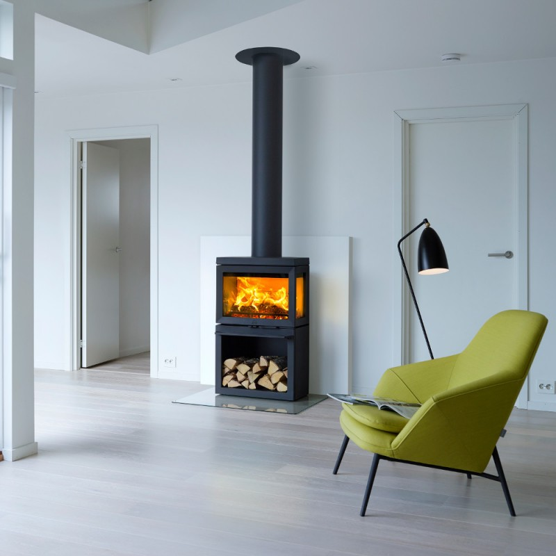 Jotul f520 a family heating business since 1974 for Stufe jotul usate
