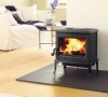Jotul F100 plain door