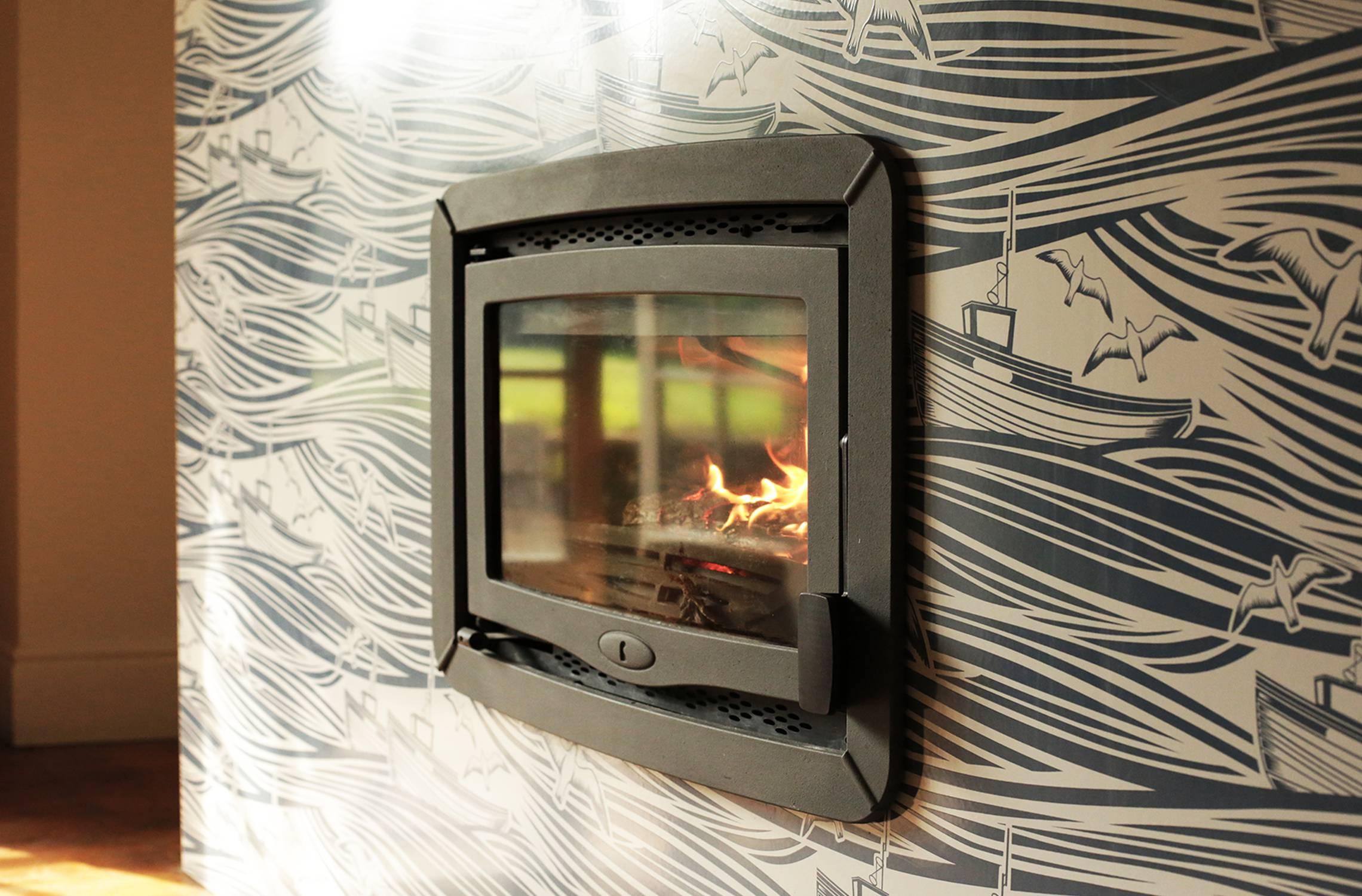 vlaze heat shields u2013 woodburning and multifuel stoves in bath