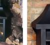 Flamewave Freestanding Firebox