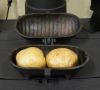 Cast Iron Potato Baker