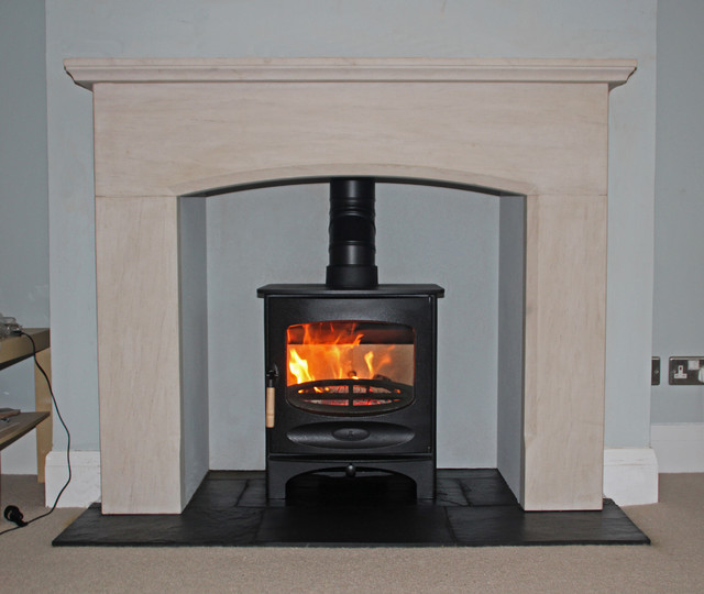 3 5 kw stoves rw knight stoves and log burners. Black Bedroom Furniture Sets. Home Design Ideas