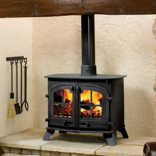 Yeoman Devon High Output Boiler Stove, Reconditioned Image
