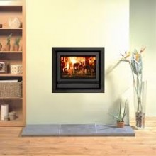 Stovax Riva 66 Inset Image