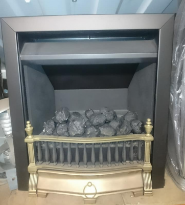 Ex Showroom VFC Gas fire Image