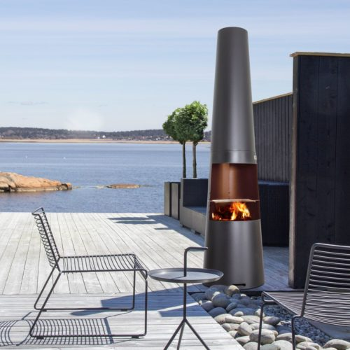 Rocket Patio Heater Image