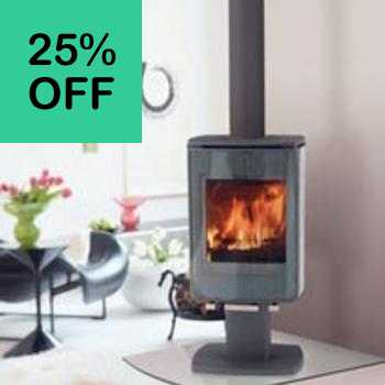 Jotul F273 Black Paint Image
