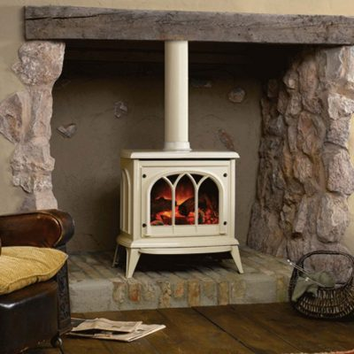 Showroom With Over 100 Woodburning And Multifuel Stoves On