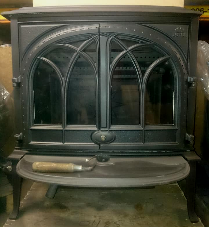Jotul F400 Double Doors Reconditioned Image