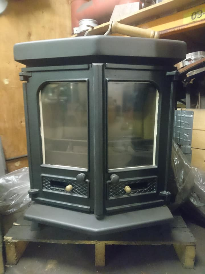 Charnwood Country 8 MF, Reconditioned Image