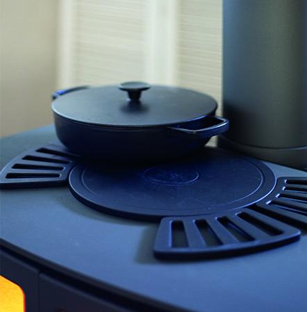 Charnwood Cooking Plate Image