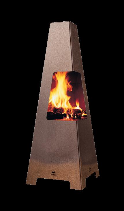 Jotul Outdoor Fireplace