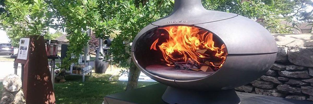 Morso Pizza Oven