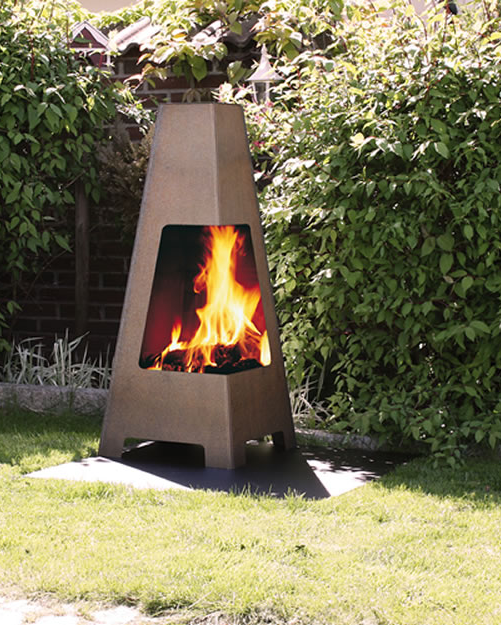Terrazza Summer Offer £269, R W Knight & Son Woodburning Multifuel Gas & Electric Stoves Outdoor Fireplaces