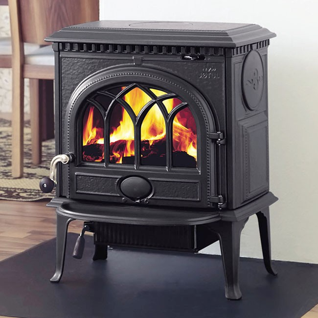 Jotul 3CB Blue Black Enamel, Reconditioned Image