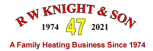 R W Knight & Son. A Family Heating Business Since 1974